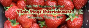 NC Strawberry Festival Main Stage Entertainment @ Event Field | Chadbourn | North Carolina | United States