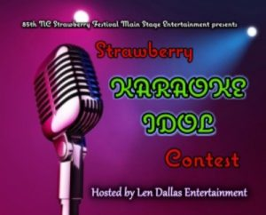 Karaoke Idol (Main Stage) @ Main Stage | Chadbourn | North Carolina | United States